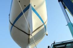 Sjösättningen 2012